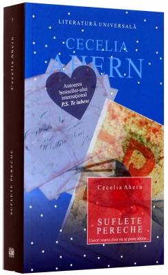 """""""Suflete pereche"""" - Cecilia Ahern"""