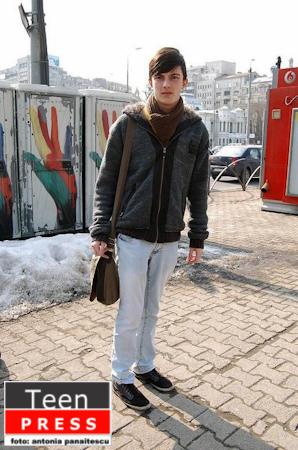 Bucharest street fashion
