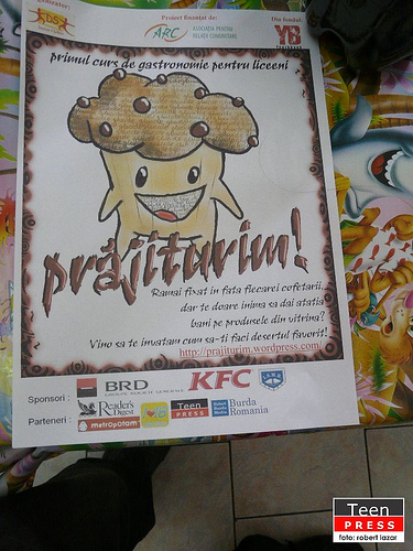 Prajiturim - Concurs - 29.05.2010