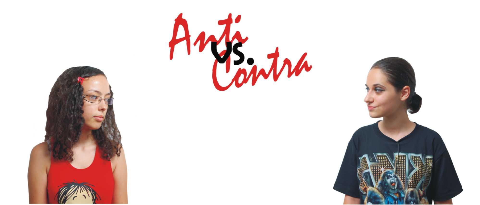 Anti vs Contra - PRO vs CONTRA Xerox