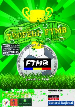 Afis TROFEUL FTMB 2014 - 15.11.2014