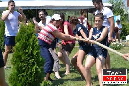 Am fost si la Jocurile Sportive ale Asociatiei DOWN Bucuresti