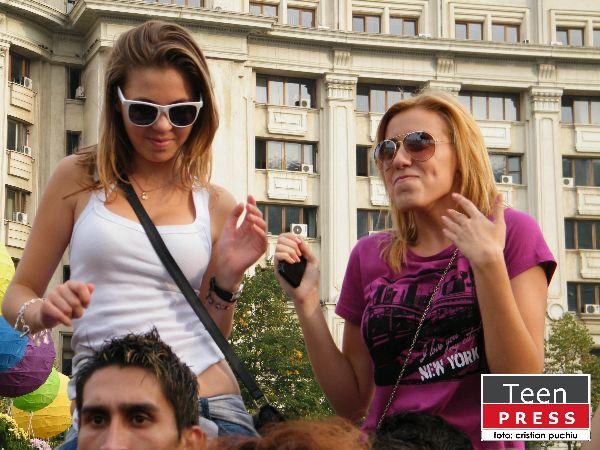 Cum a fost parada elevilor din Bucuresti