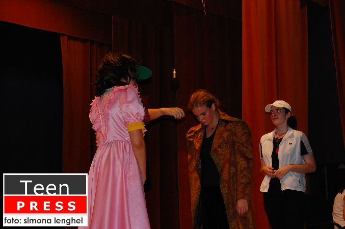 Pyram, Thisbe and CO, dimensiunea tinerelor talente