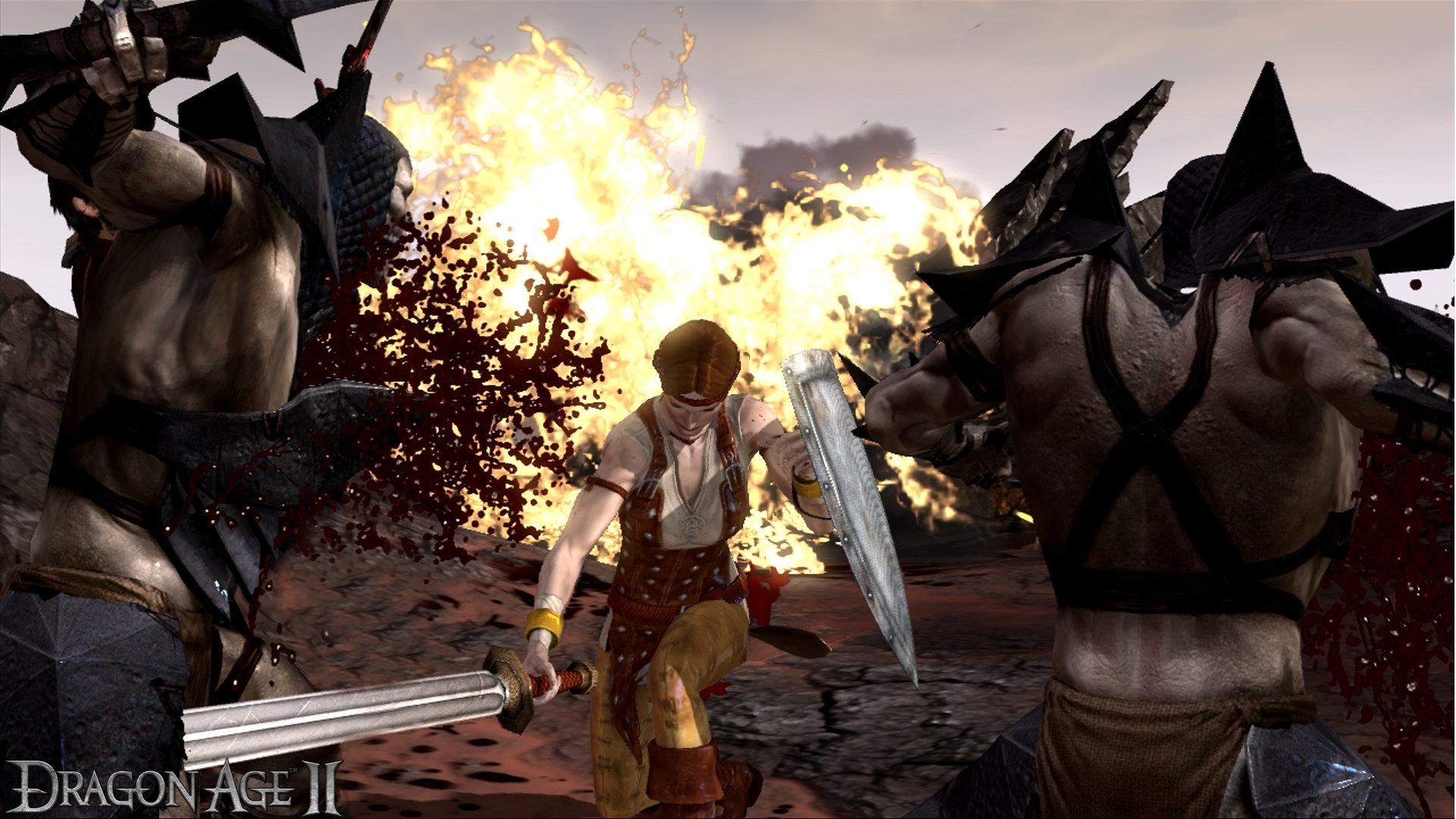 Dragon Age II - Preview