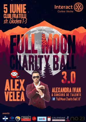 Full Moon Charity Ball