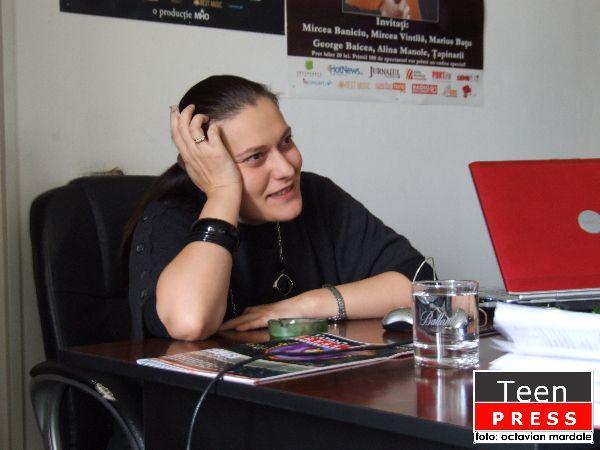 INTERVIU ALINA MANOLE FOTO OCTAVIAN MARDALE - FOST FOTOREPORTER (2)