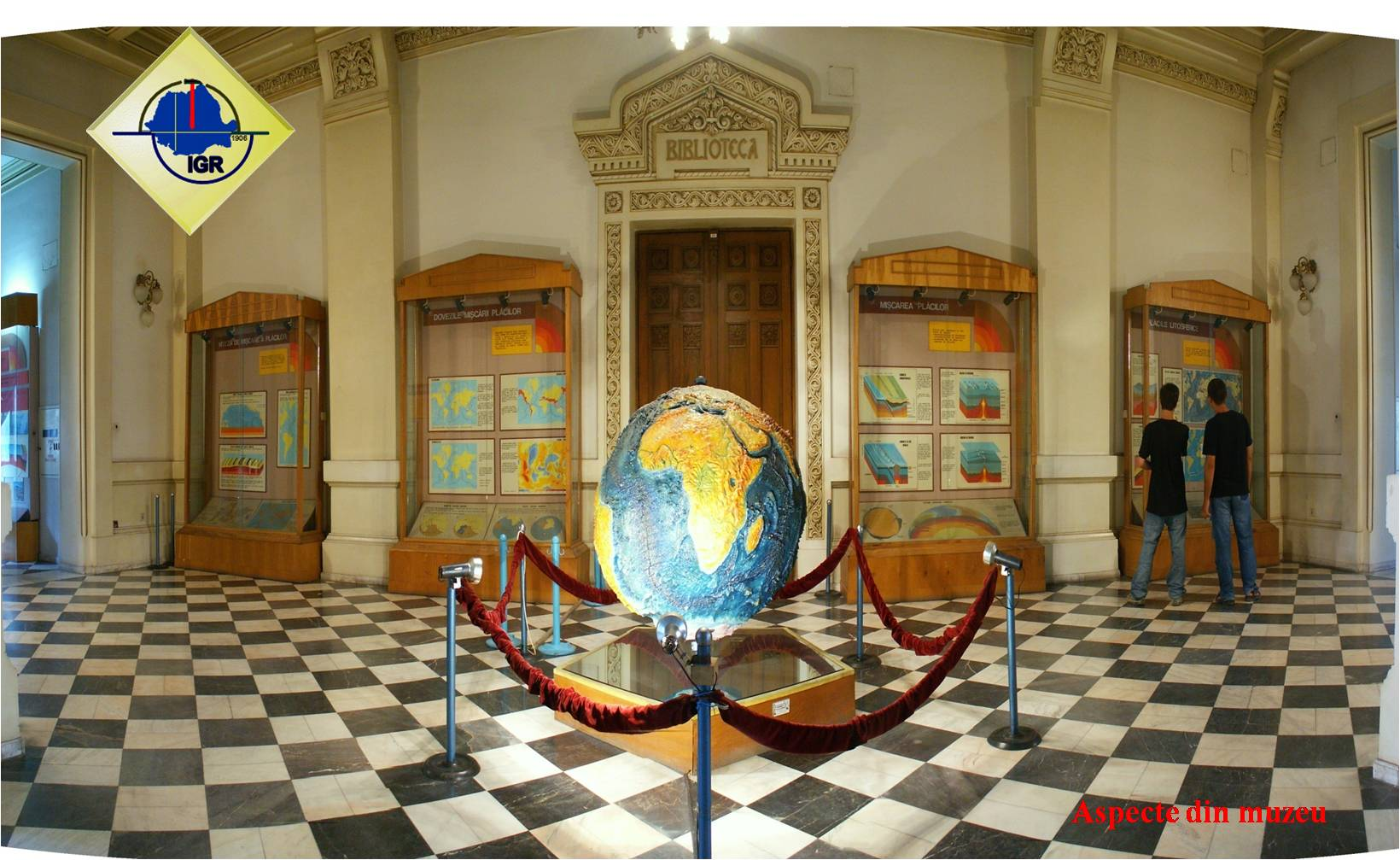 Aventura intr-un muzeu bucurestean
