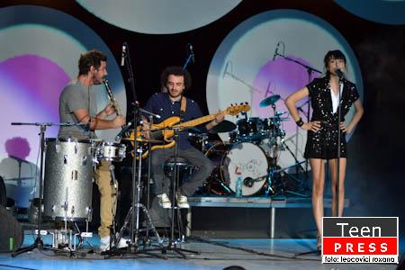 Concert cu Moonlight Breakfast cu ocazia lansarii primului album
