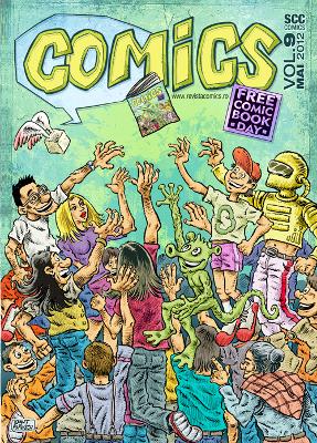 Revista COMICS nr 9