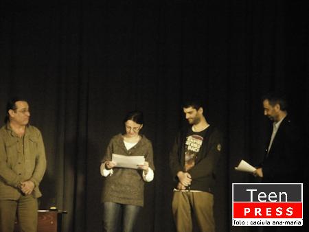 Serile Teatrului Studenţesc - Festivitatea de premiere