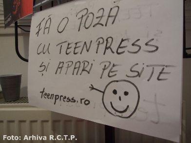 Teen Press - Targul Pro Cultura 09