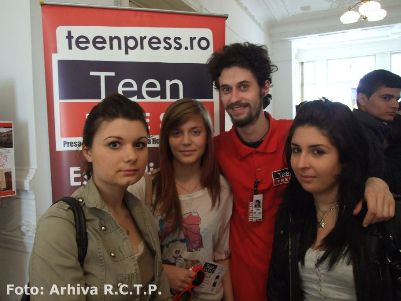 Teen Press - Targul Pro Cultura 14