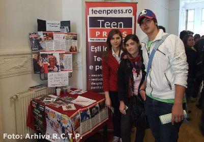 Teen Press - Targul Pro Cultura 26