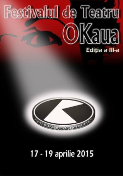 afis festivalul okaua 2015