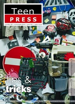 Vreau sa fac ceva la revista Teen Press!
