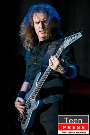 Megadeth – Unul dintre cele mai așteptate concerte rock ale anului 2013