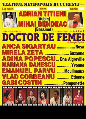 Doctori de femei