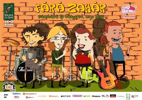Fara Zahar - Papa la Soni - Vama Veche