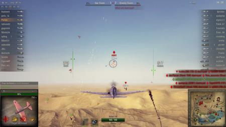 Games - World of Warplanes