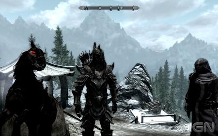 Games - The Elder Scrolls V: Skyrim  sau primul RPG de care m-am apucat de buna voie