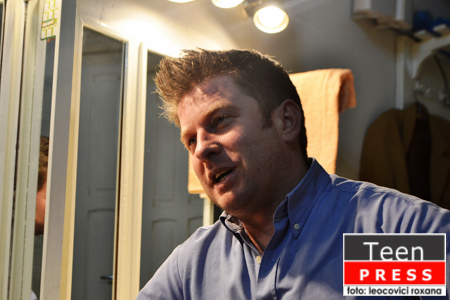 Interviu cu sexy Pavel Bartoș!