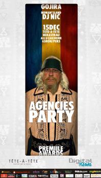 petrecerea agentiilor