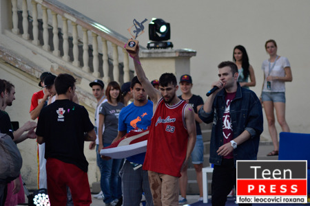 Red Bull BC One 10 Bucharest Cypher
