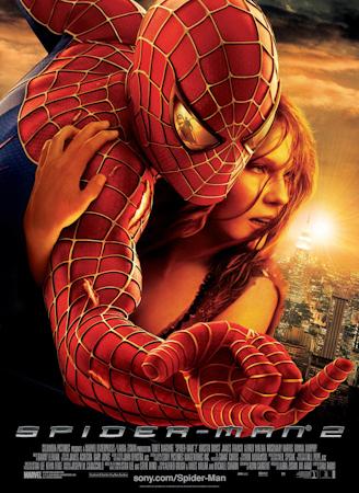 Roll It! - Spiderman 2 (2004)