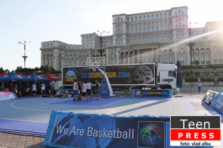 """De la Arena Streetball 2013 – """"From streets to the Olympics!"""""""