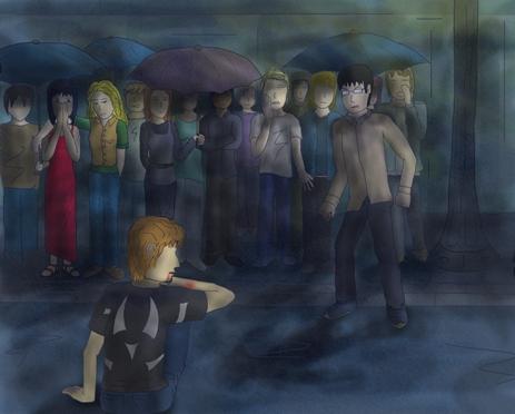 Suky - Intre doi nu te ploua, dar nici bine nu-ti e