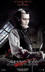 Sweeney Todd, The Demon Barber of Fleet Street (2007)