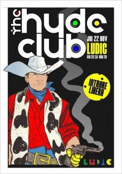 The Hyde Club in Ludic Pub