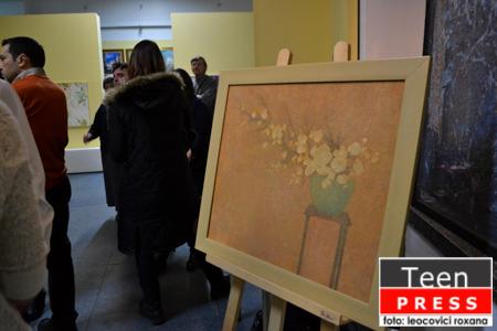 "Elite Art Gallery ne prezinta expozitia ""Atelier de pictura"""